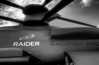 The Sikorsky S-97 Raider Helicopter