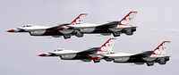 Thunderbirds (F-16s)