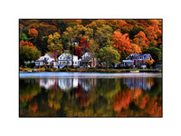 Fall Foliage, Long Island, New York 02